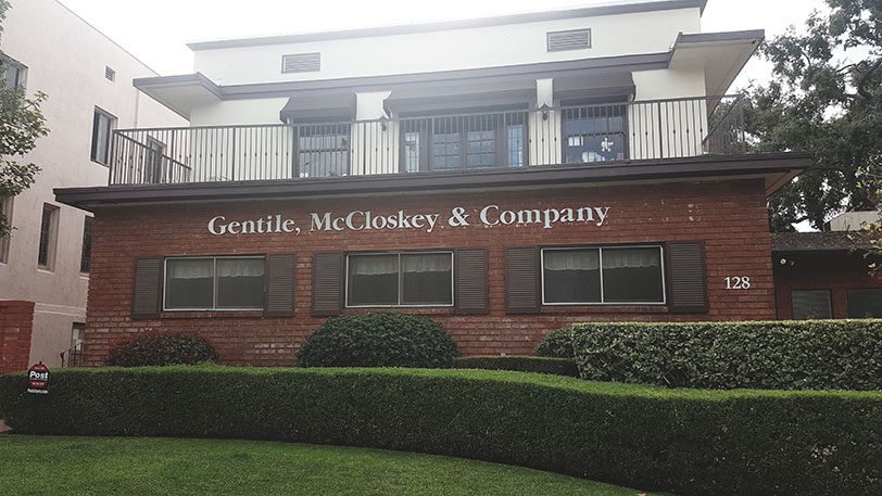 Gentile, McCloskey and Company